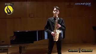 FISP21   Xes Pereira Portugal plays Romance do concerto by Ronald Binge
