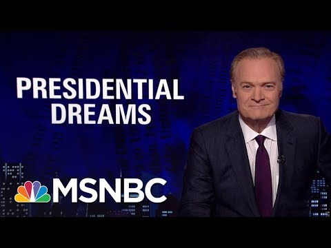 Lawrence: President Donald Trump Gives Republicans Presidential Dreams | The Last Word | MSNBC