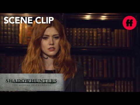 Shadowhunters | Season 2, Episode 16: Clary Opens A Portal to Idris | Freeform
