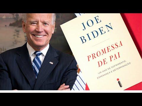 O emocionante livro de Joe Biden?Promessa de um Pai: Um Ano de Sofrimento, Esperança e Determinação