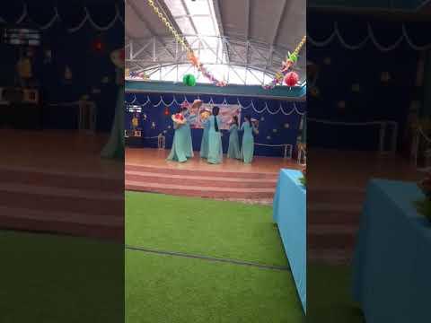 Tiết mục múa chào mừng ngày 20/11/2020 của Trường Mẫu Giáo Tân Bình 2