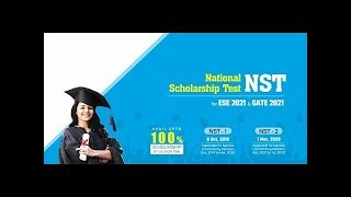 MADE EASY NATIONAL SCHOLARSHIP TEST | NST 2020 | ESE and GATE 2021