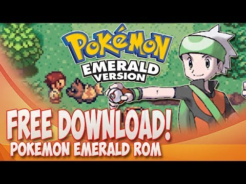🥇 How to download Pokemon emerald and their cheats in