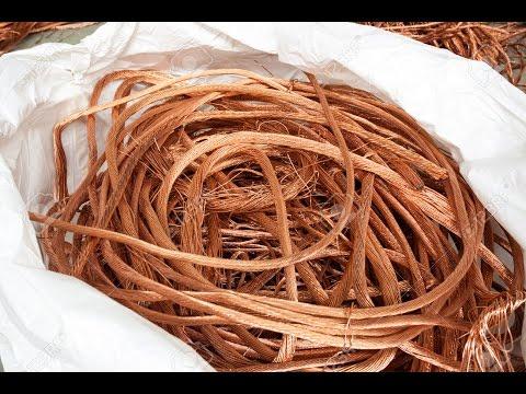 Cual es el cobre de primera y segunda? diferenciar cobre de primera y segunda¡¡