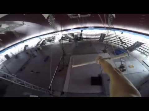 fsu circus flying trapeze