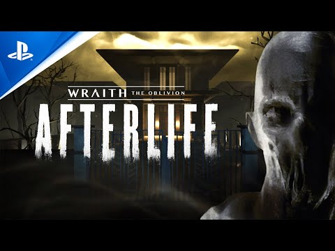 Wraith: The Oblivion - Afterlife : Release Date Trailer PSVR