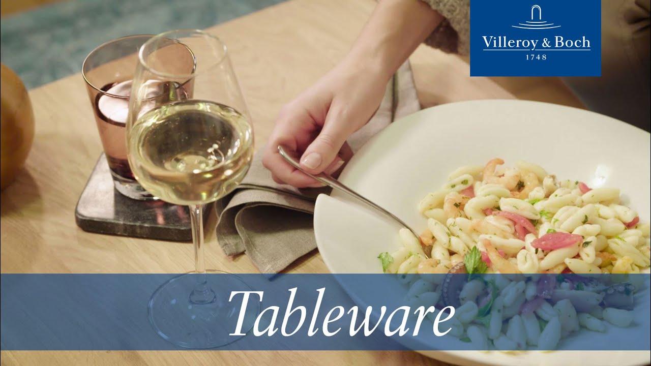 Video - Villeroy & Boch Pasta Passion schaal ø 27.5 cm