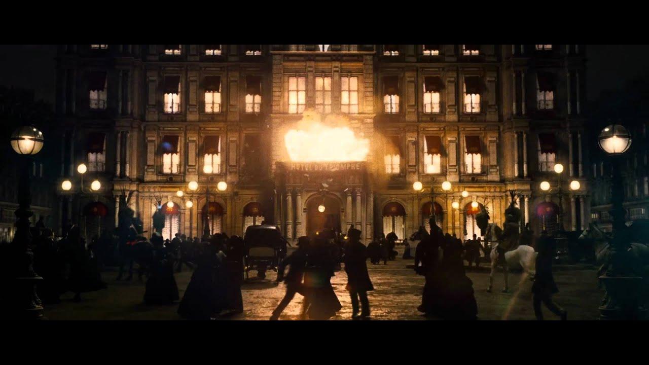 Trailer för Sherlock Holmes: A Game of Shadows