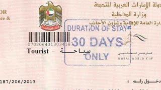 Breaking News : UAE Expired Visa Holder's Fine Start From 11 October 2020   UAE Visa News Today