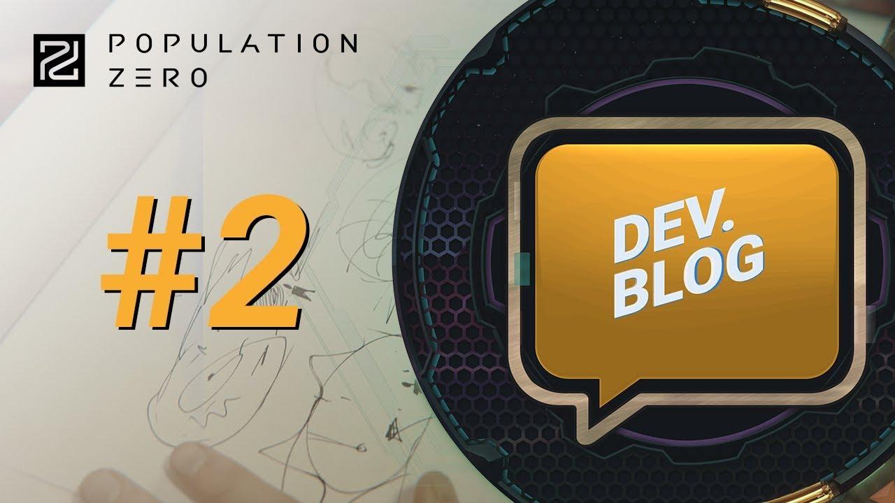 Population Zero Developer Diary #2. World Building