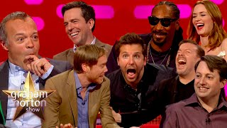 Clips You've NEVER SEEN Before From The Graham Norton Show | Part Three