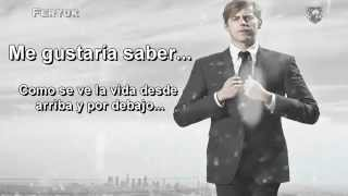 Cecilia And The Satellite - Andrew McMahon In The Wilderness - Español