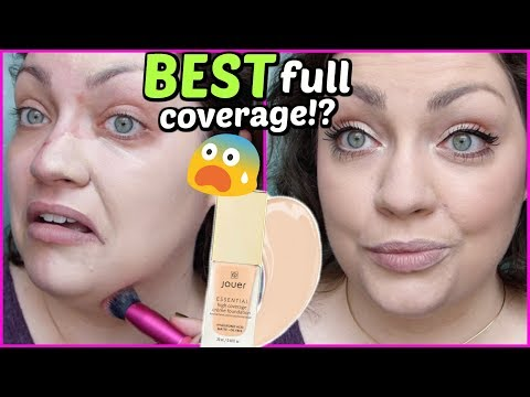 Essential High Coverage Liquid Concealer by jouer #7