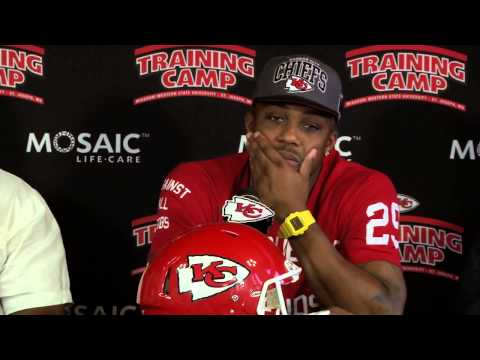 Eric Berry Returns to the Chiefs