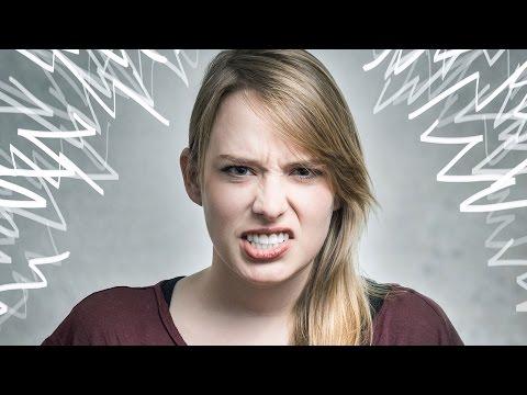 Wovon beim Menschen der Hals weh tut
