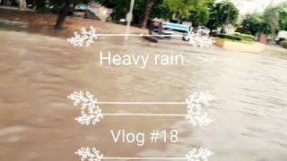 preview picture of video 'Heavy rain in sahiwal '