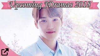 Upcoming Japanese Dramas 2018