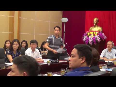 Hội thảo trực tuyến sử dụng thiết bị công nghệ cao trong dạy học (Full HD)