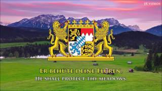 Anthem of Bavaria (German/English)