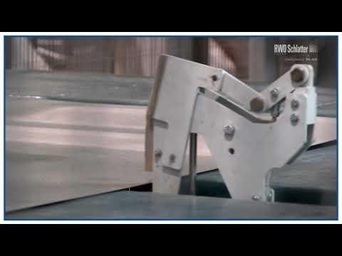 buerkle movie door production lines ligna