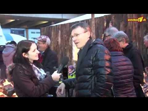 Weihnachtsmarkt Wetzikon 2014