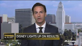 Former Netflix & Hulu exec reacts to Disney Earnings