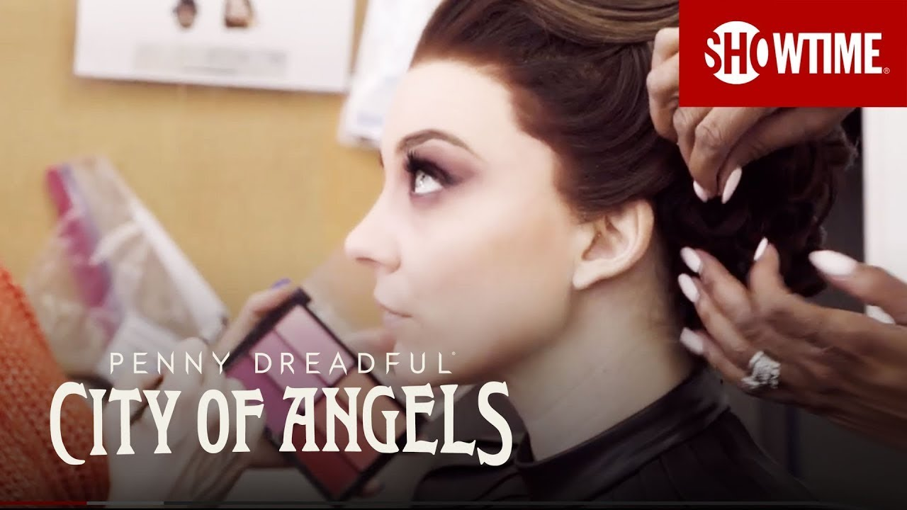 Трейлер сериала Страшные сказки: Город ангелов