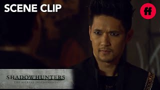 Shadowhunters | Season 2, Episode 20: #Malec Gets Back Together