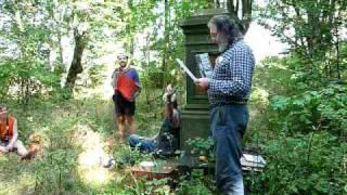 preview picture of video 'Fukov - zaniklá obec, sympozium 19.9.2009'