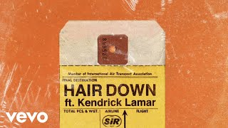 SiR - Hair Down (Lyric Video) ft. Kendrick Lamar