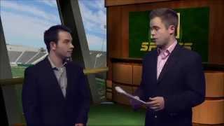 CTV Sports: CSU Spring football, tennis, softball