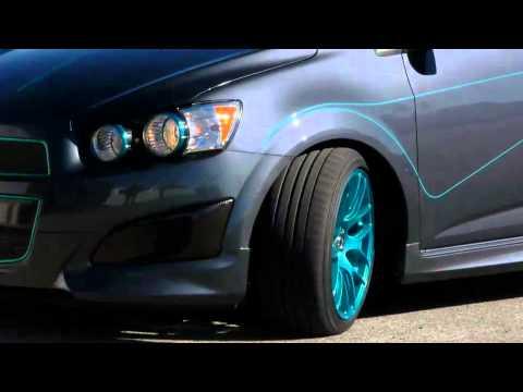 2012 Chevrolet Sonic XXR Wheels/Primax Wheel Corp.