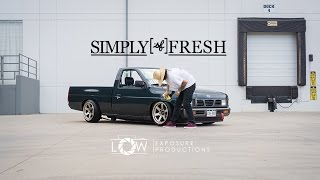 Slammed Nissan HardBody | SimplyFresh x LowExposure