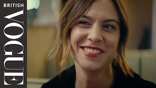 Alexa On Alexa: Dating Alexa Chung | X On X | Episode 3 | British Vogue