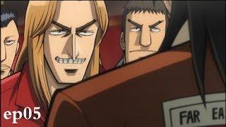 【宇哥】陷阱、阴谋、推理、人性,成年人必看的动画神片《赌博默示录05》