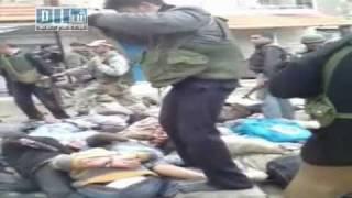 preview picture of video 'Siria, Baniyas, Al Baiyda, IMPACTANTE, Detención Tortura y Humillación de Ciudadanos, 12/04/2011'