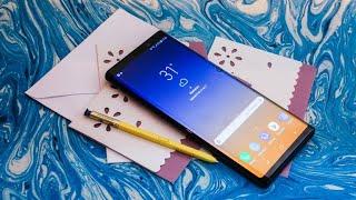 Galaxy Note 9: Características y primeras impresiones