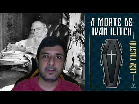 A Morte de Ivan Ilitch e a premissa do escritor...
