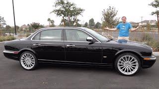 The 2006 Jaguar XJ Super V8 Was the Ultimate Luxury Jag