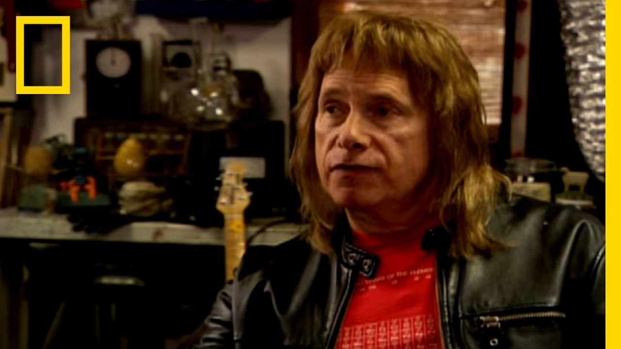 Stonehenge Theories with Nigel Tufnel of Spinal Tap - Part 4 | National Geographic thumbnail