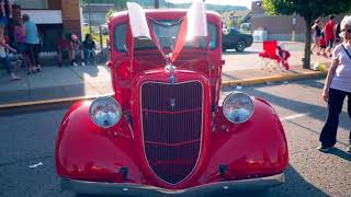 Beaver Falls Happy Days Car Cruise 2017