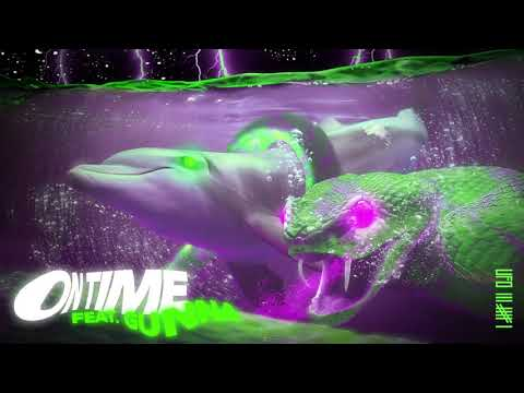 "Ufo361 feat. Gunna – ""On Time"" 🌊 🌊 🌊"