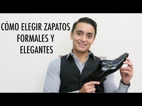 Cómo elegir zapatos formales y elegantes | Humberto Gutiérrez
