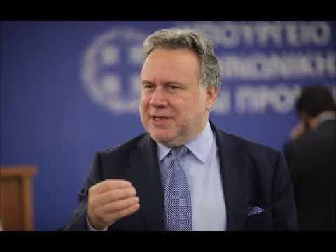 Γ. Κατρούγκαλος: Θέλουμε να έχουμε πολυδιάστατη εξωτερική πολιτική