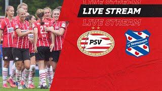 LIVE   PSV Vrouwen - sc Heerenveen Vrouwen