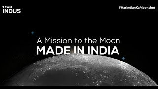 Moonstruck: The Indian team behind world's first private moon mission
