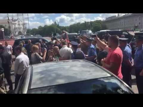 Полное видео избиения Дурнева радикалами Ляшко