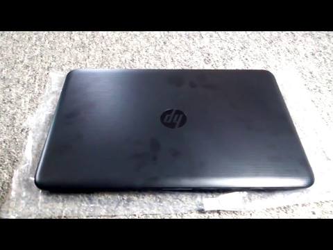 HP 15-ba519ng 15,6 Zoll FHD Notebook (AMD Quad-Core A10-9600P, 4 GB RAM, 1 TB HDD Radeon R5