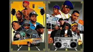 Real Hip Hop East x West x Coolin' 2 LIVE Crew