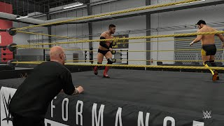 wwe-2k16-1-hour-of-my-career-gameplay